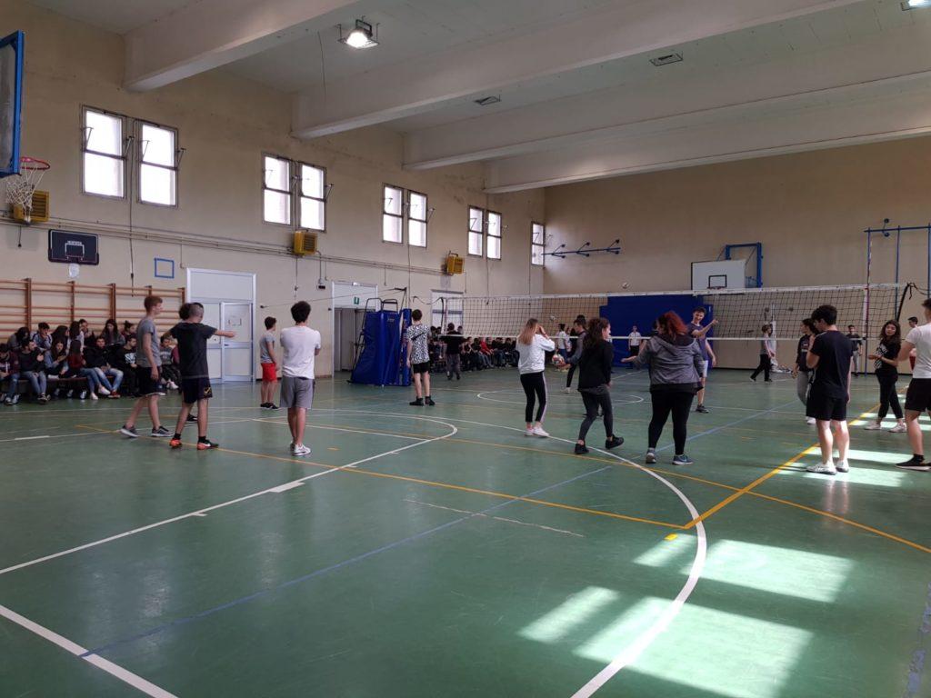 volley  la cv volley presente al torneo tra le scuole