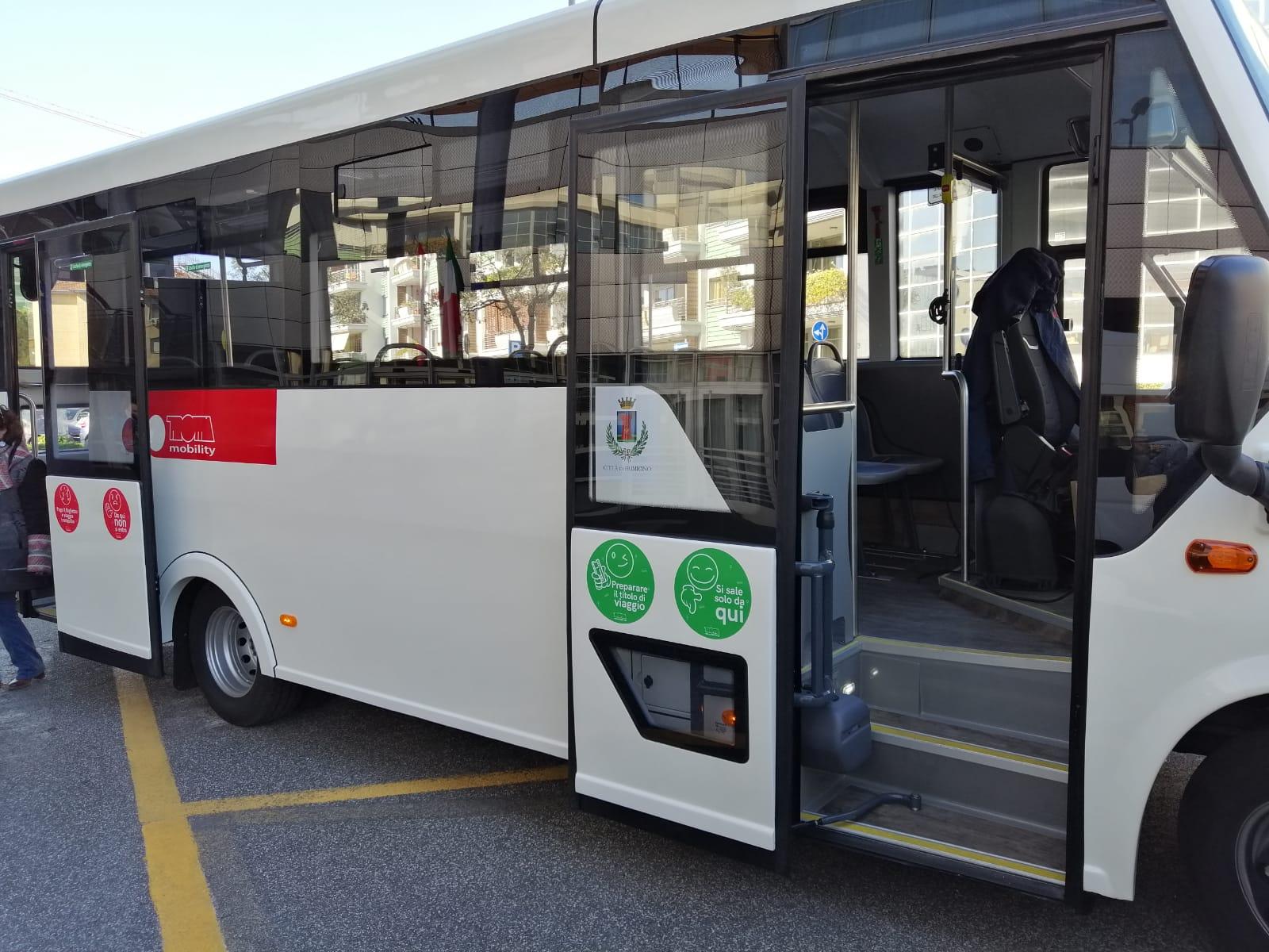 Fiumicino, parte il nuovo trasporto pubblico locale - Bignotizie.it