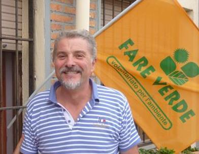 Silvano Olmi presidente regionale Fare VerdeTuscania